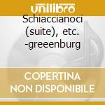 Schiaccianoci (suite), etc. -greeenburg cd musicale di Chaikowsky