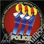 Royal philarmonic orch. plays police cd musicale di Police - r.p.o.