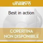 Best in action cd musicale di Artisti Vari