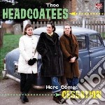 HERE COMES CESSATION cd musicale di Headcoatees Thee