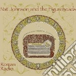 Nat Johnson & The Figureheads - Roman Radio cd musicale di Nat & the f Johnson