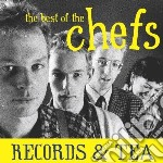 Records & tea: the bestof the chefs cd musicale di Chefs