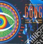 25TH BIRTHDAY PARTY cd musicale di GONG
