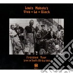 Freedom tour (live in south afrika 1993) cd musicale di Louis/viva l Moholo