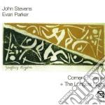 Corner to corner/longest cd musicale di John stevens & evan