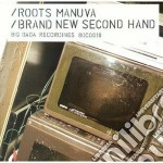 Manuva Roots - Brand New Second Hand cd musicale di Manuva Roots