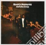 AWFULLY DEEP cd musicale di ROOTS MANUVA
