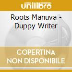 Roots Manuva - Duppy Writer cd musicale di ROOTS MANUVA MEETS WRONG TOM
