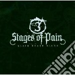 3 Stages Of Pain - Black Heart Blues cd musicale di 3 stages of pain