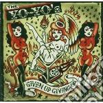 Given up giving up cd musicale di S Yo-yo