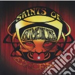 Saints of excess cd musicale di Medicine G.u.