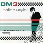 Dm3 - Garage Sale Vol.2 cd musicale di DM3