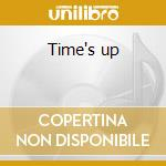 Time's up cd musicale