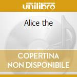 Alice the cd musicale