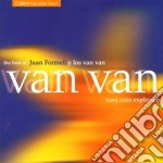 The best of cd musicale di Los van van