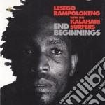 Rampolokeng/kalahari - Endbeginnings cd musicale di RAMPOLOKENG/KALAHARI