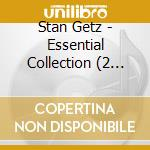 Essential collection cd musicale di Stan Getz