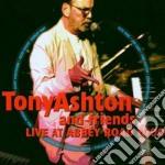 Tony Ashton & Friends - Live At Abbey Road 2000 cd musicale di Tony & frien Ashton