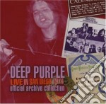 Deep Purple - Live In San Diego 1974 cd musicale di DEEP PURPLE