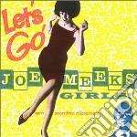 LET S GO! WITH JOE MEEK                   cd musicale di V/a(joemeek)
