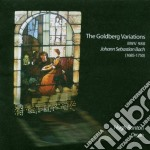 Bach - Goldberg Variations - Hugh Banton cd musicale di BANTON HUGH