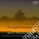 The English Romantocs cd musicale