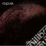 A.p.e. - Striplight cd musicale di A.P.E.