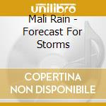 Forecast for storms cd musicale