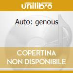 Auto: genous cd musicale