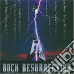 Rock resurrection cd musicale di Artisti Vari