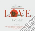 GREATEST LOVE OF ALL/2CD cd musicale di ARTISTI VARI
