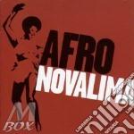 AFRO cd musicale di NOVALIMA