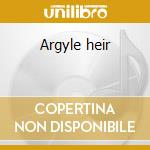 Argyle heir cd musicale di Transistor Ladybug