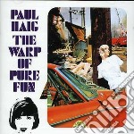 Haig, Paul - Warp Of Pure Fun + Singles cd musicale di PAUL HAIG