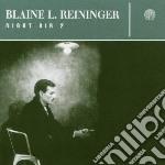 NIGHT AIR 2 cd musicale di Blaine Reininger