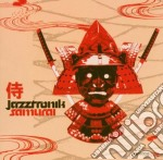 SAMURAI cd musicale di JAZZTRONIK