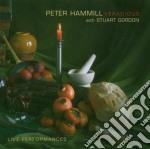 VERACIOUS LIVE cd musicale di HAMMILL PETER & GORDON STEVE