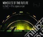 MEMORIES OF THE FUTURE cd musicale di KODE 9 & THE SPACEAPE