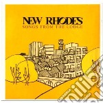 CD - NEW RHODES - Songs From The Lodge cd musicale di Rhodes New