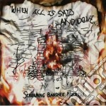 Screaming Banshee Aircrew - When All Is Said And Done... cd musicale di SCREAMING BANSHEE AI