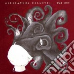 WAY OUT cd musicale di Alessandra Celletti