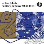 AUTEUR LABELS - FACTORYBENELUX            cd musicale di Artisti Vari