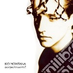 TEMPERAMENTAL AND SINGLES                 cd musicale di Montana Kid