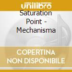 Saturation Point - Mechanisma cd musicale di Point Saturation