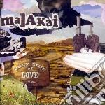 UGLY SIDE OF LOVE cd musicale di MALAKAI