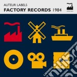 Auteur Labels Factory Records 1984 cd musicale di ARTISTI VARI
