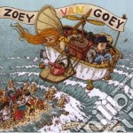 Zoey Van Goey - The Cage Was Unlocked All Along cd musicale di ZOEY VAN GOEY