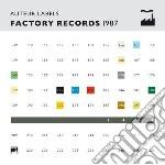 Auteur labels factory records 1987 cd musicale di Artisti Vari