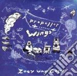 Zoey Van Goey - Propeller Versus Wings cd musicale di ZOEY VAN GOEY