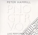 Pno.gtr,vox cd musicale di Peter Hammil